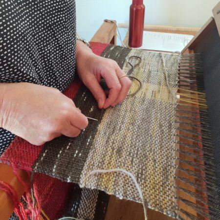Hand Weaving Workshop